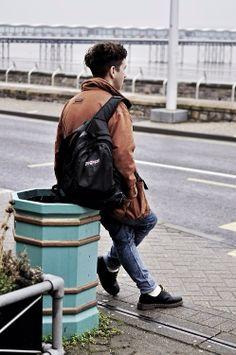 Nice drs nice bag nice jacket