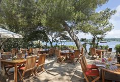 Saint Honorat may be only 15 minutes by boat but spiritually it is about as far as you can...