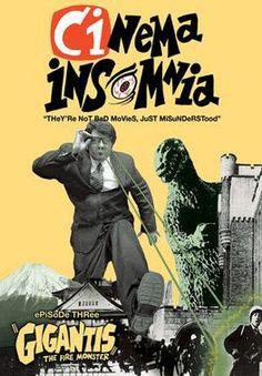 In this Classic Cinema Insomnia Episode, Mr. Lobo hosts the Japanese film GIGANTIS THE FIRE MONSTER!: http://www.lobovision.tv/mediadetails.php?key=0212ae04ab97a7dbcbfa&title=Gigantis+The+Fire+Monster%3A+Cinema+Insomnia