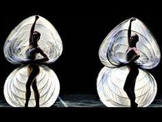 "Circles Group insure MOMIX´s Ballet ""Opus Cactus"" at the Teatro Romano in Verona. 2016"