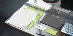 Essenza Brand (Green and Gray Colors) Green And Grey, Gray Color, Studio, Phone, Colors, Telephone, Studios, Colour, Mobile Phones