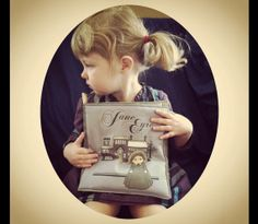 JUMBO Jane Eyre cloth quiet book for toddler baby on Etsy, $39.00