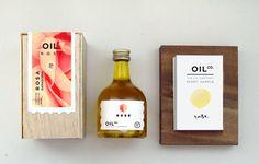 Rachel Wilson - Oil co. branding