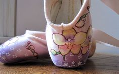 Orchid Pointe Shoes