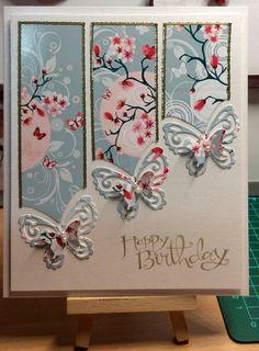 Butterflies Card