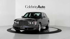 Bentley Arnage T 2003