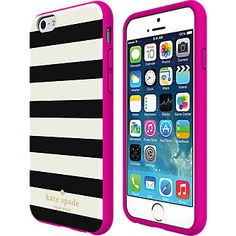 kate spade new york Flexible Hardshell Case for iPhone 6 - Candy Stripe | Verizon Wireless - Verizon Wireless