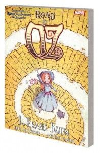 My daughter is utterly in love with the Oz graphic novels by Eric Shanower & Skottie Young. Skottie Young, Marvel Now, Marvel Comics, Panini Comics, Midtown Comics, Wizard Of Oz, Dark Horse, Manga, Books Online