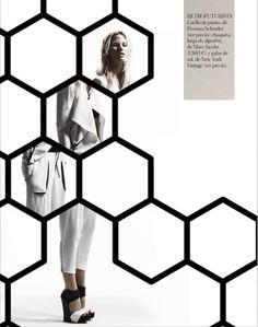 graphic design magazine layout - Google Search