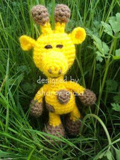 Amigurumi To Go!: Crochet Giraffe