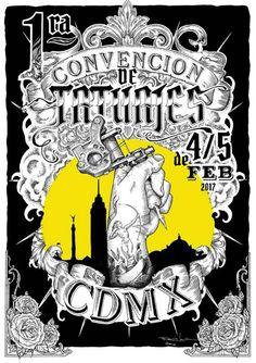 1ª Convencion de Tatuajes CDMX | Tattoo Filter