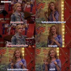 Disney Channel Liv and Maddie. Liv Rooney and Maddie Rooney. Twin moment! Dove Cameron!!!