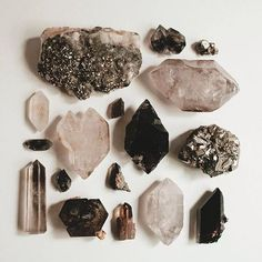 I love stones. I love those colors. I love that spirit. - MK