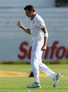 Dale Steyn picked up six wickets, South Africa v India, 2nd Test, Durban, 2nd day, December 27, 2013 ©Associated Press