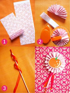 TUTORIAL: How to Make a Princess Scepter by Bird's Party