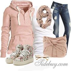 casual outfit minus the shoes
