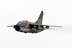 Hellenic Air Force A-7 Corsair II via Strategy Reports
