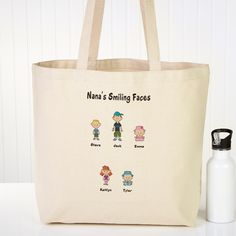 Personalized tote bags and custom back packs are a great way to promote your business or sports team!