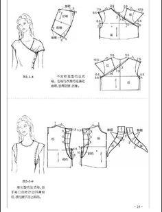 sewing bluse... <3 Deniz <3