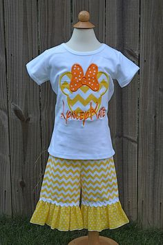 Personalized+Minnie+Mouse+Applique+Shirt+or+by+PixieStitchLLC,+$25.00