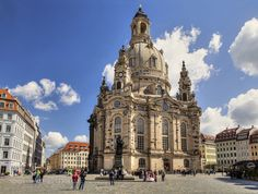 Dresden Frauenkirche by BelaTorok #architecture #building #architexture #city #buildings #skyscraper #urban #design #minimal #cities #town #street #art #arts #architecturelovers #abstract #photooftheday #amazing #picoftheday