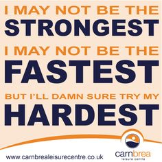I may not be the strongest... http://www.carnbrealeisurecentre.co.uk