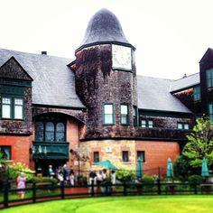 Int'l Tennis Hall of Fame in Newport, RI