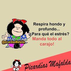 Mundo de Postales: RESPIRA HONDO Y PROFUNDO!!
