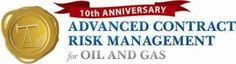 10th Annual Advanced Contract Risk Management Summit 2013 on Monday May 13 at 9:00am to May 15 at 5:00pm. Now in its 10th year the Advanced Contract Risk Management for Oil and Gas Summit is returning to provide legal professionals within the sector the knowledge and expertise to thrive in their career. Keywords: energy law, energy contracts, oil law, oil and gas contracts. Price: $2,299, Venue details: Double Tree by Hilton, 6 Greenway Plaza East, Houston, 77046, United States.