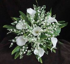 lilies of the valley bouquet - Google Search