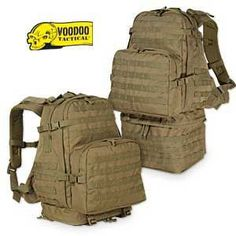 Tactical & Military Bags-Important Things to Consider Before Buying it http://voodootactical.jigsy.com/ Tactical backpacks are mainly to help you while you are needed to take long drive. They are designed so that they will be enough tough and hold up for any conditions. #militarybags #tacticalbag #backpacks