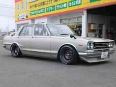 Nissan Skyline GC10 | Lowered, JDM, Stance