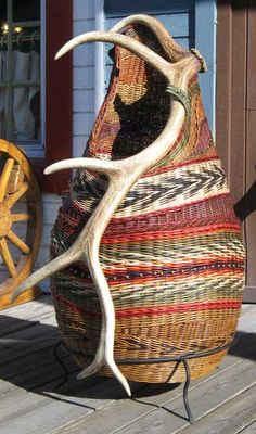 Elk Basket...