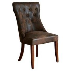 Willy Tufted Side Chair (Set of 2)