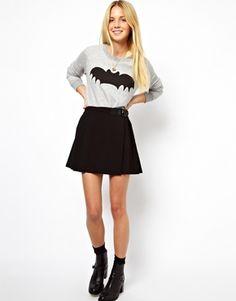 ASOS Mini Skirt with Pleats