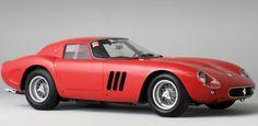 Ferrari 250 GTO Sports Car - Auto Mania  ☆ Pinned by www.Rallycross360...