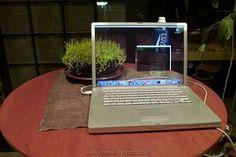 Technology Fox | Amazing Technology | Latest Technology | Technology News: Sony VAIO Transparent Screen Laptop