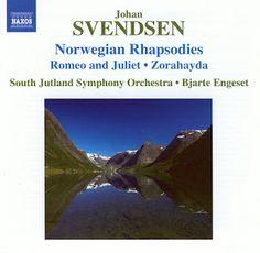 Den Klassiske cd-bloggen: Svendsen på dansk
