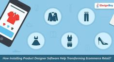 The online product designer software helps apparel and luxury brands to capitalize on the latest trends and thrive their business in the online marketplace.