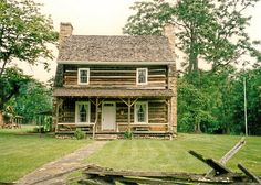 The Col. James Graham House is a historic log cabin located on West Virginia Route 3 in Lowell, West Virginia. It was built in 1770 as a home for Col. James Graham, the first settler of Lowell, and his family. It was later the site of an Indian attack on the Graham family in 1777. The house was added to the National Register of Historic Places on March 16, 1976. It is currently operating as a museum.