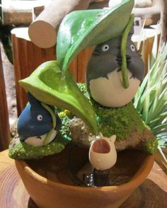 Rakuten: Umbrella of the My Neighbor Totoro water garden large small and medium size leaf- Shopping Japanese products from Japan