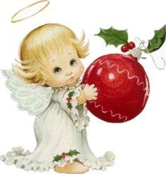 Nel Giardino degli Angeli - Aspettando natale - Gli Angeli di Natale