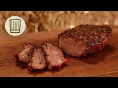 Das Bürgermeisterstück - ein ganz besonderes Stück Fleisch #chefkoch - YouTube