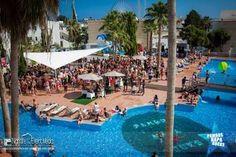 Ayia Napa Pool Parties
