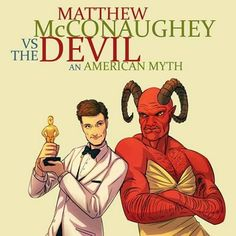 Review by Adam Cohen: Matthew McConaughey vs. The Devil at NYMF is a a hysterical new musical by Landmann, Quesenberry & Morgan