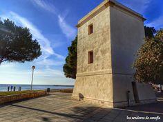 Torre de L' Esquirol, Cambrils, Tarragona.