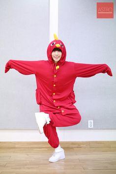 Mj the little red bird <3
