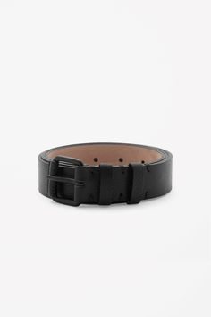COS | Grained leather belt
