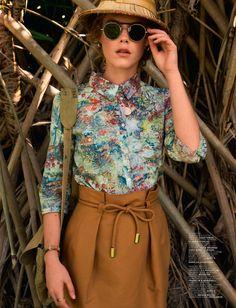 Jalouse April 2013 - Chelsea Schuchman by Matthew Frost 8