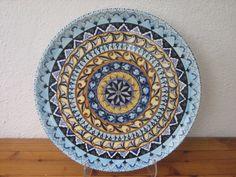 Beautiful Large Italian Wall Plate